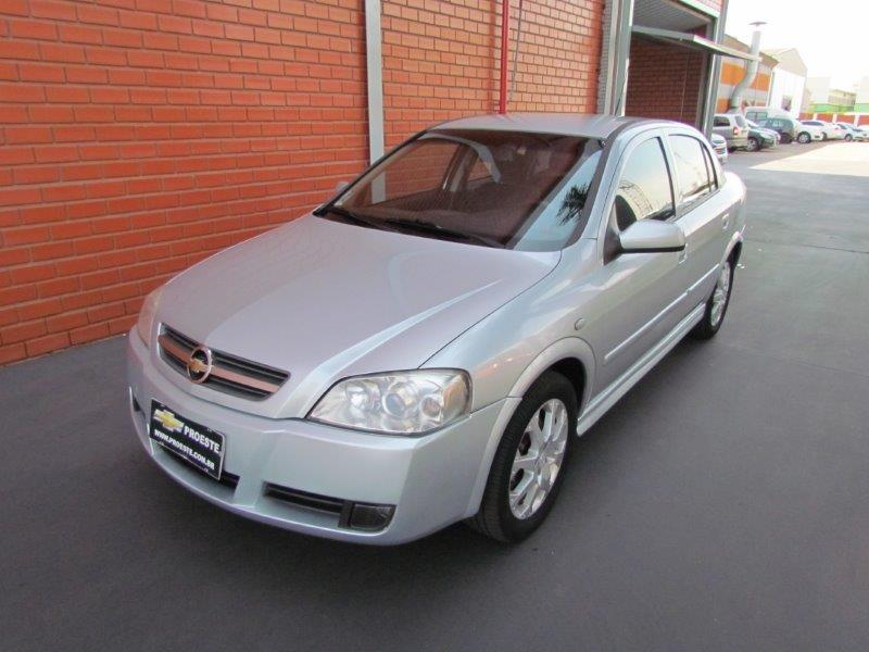 CHEVROLET ASTRA 2.0 MPFI Advantag 2.0 2010