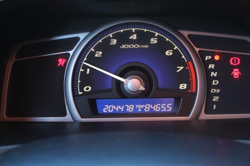 HONDA CIVIC 1.8 LXS 16V 1.8 2009