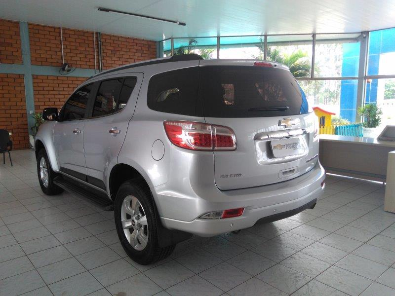 CHEVROLET TRAILBLAZER 2.8 LTZ 4X4 2.8 2015