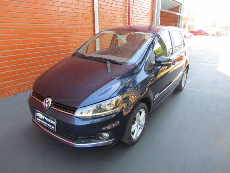 VOLKSWAGEN FOX 1.6 MSI Highline 16 1.6 2016