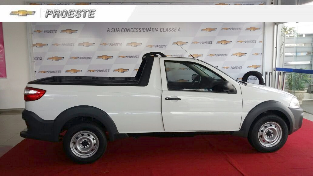 FIAT STRADA WORKING CS 1.4 2016