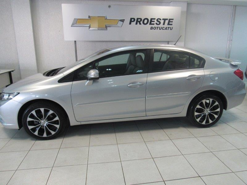 HONDA CIVIC 2.0 LXR 16V 2.0 2016