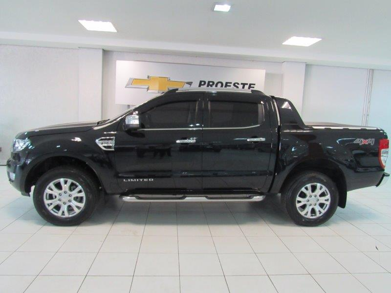 FORD RANGER 3.2 Limited 4X4 3.2 2018
