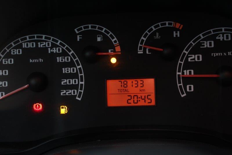 FIAT PALIO 1.6 Trekking Week 1.6 2012