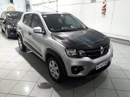 2018 Renault kwid intense 1,0L