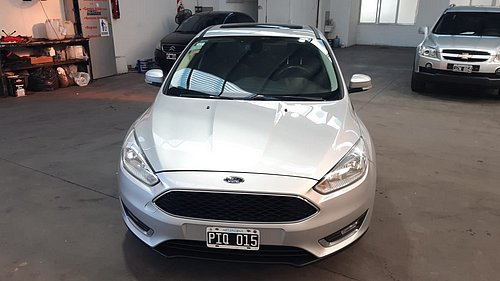 2015 FORD FOCUS 4P 2.0 AT SE 2015 2,0L