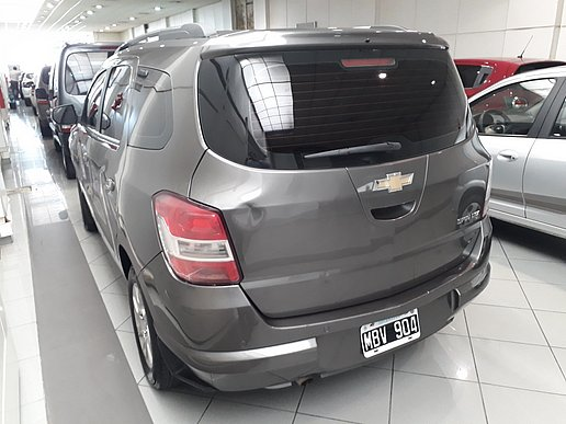2013 Chevrolet Spin LTZ 7as 1,8L
