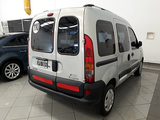 2007 Renault Kangoo Break 1,9L