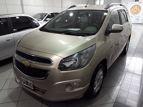 2015 CHEVROLET SPIN LTZ 7AS M/T 2015 1,8L