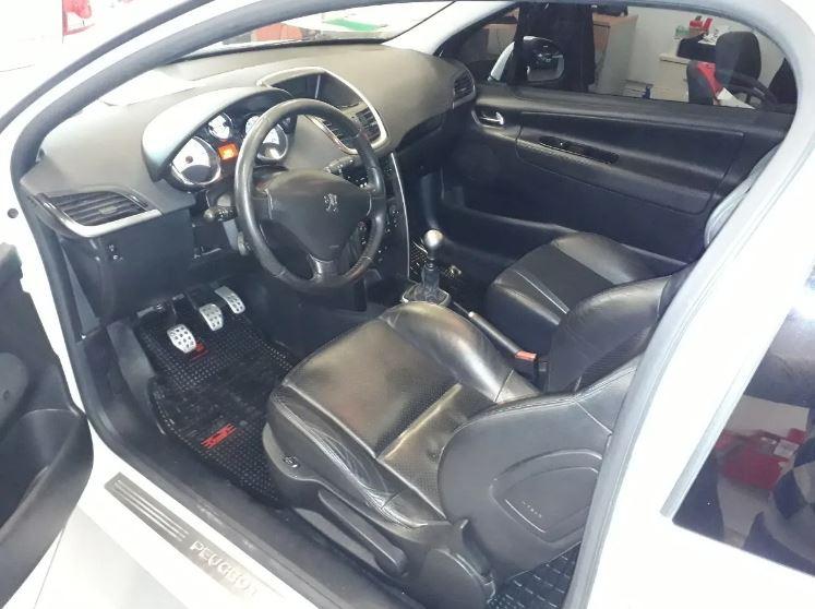 2011 PEUGEOT 207 GTI 2011 1,6L