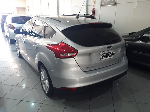 2016 Ford Focus 1,6 S 1,6L