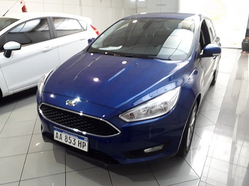 2017 FORD FOCUS 5P 1.6L N MT 2017 1,6L