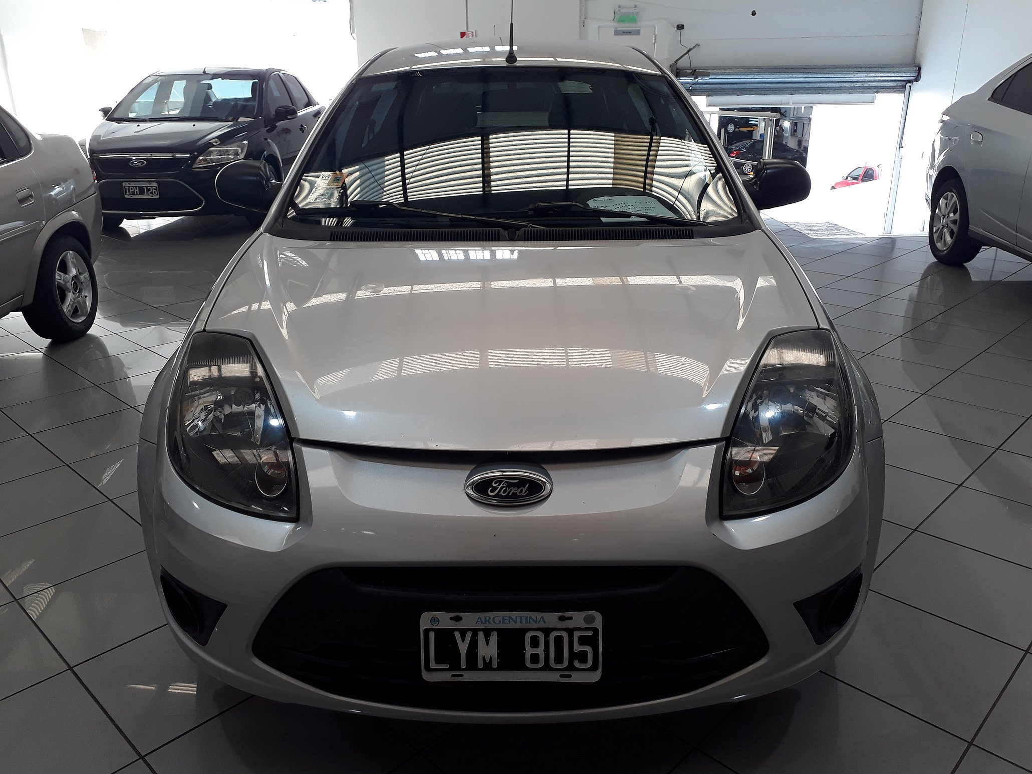 2012 Ford Ka Fly Viral 1,0L