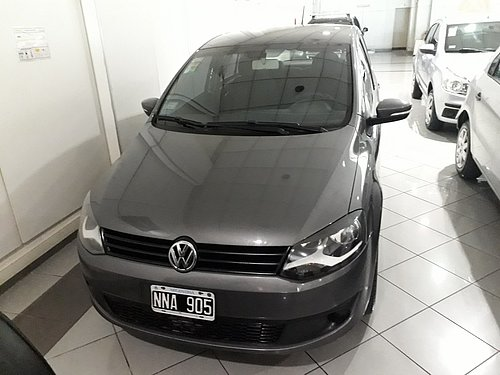 2014 VOLKSWAGEN FOX CONFORTLINE PACK 1,6L
