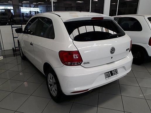2015 Volkswagen Gol Trend 1,6L