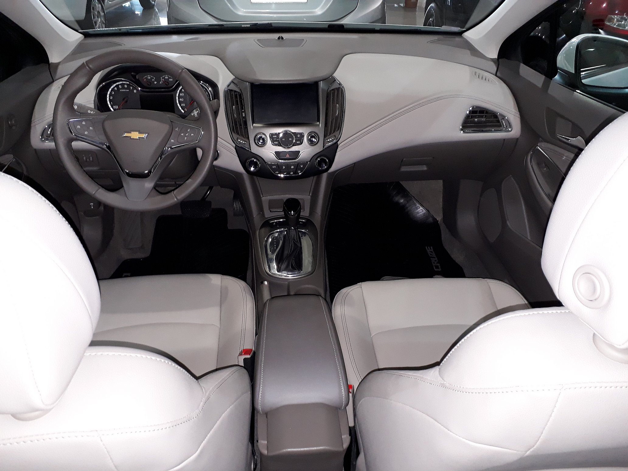 2018 Chevrolet Cruze LTZ 1,4L Turbo