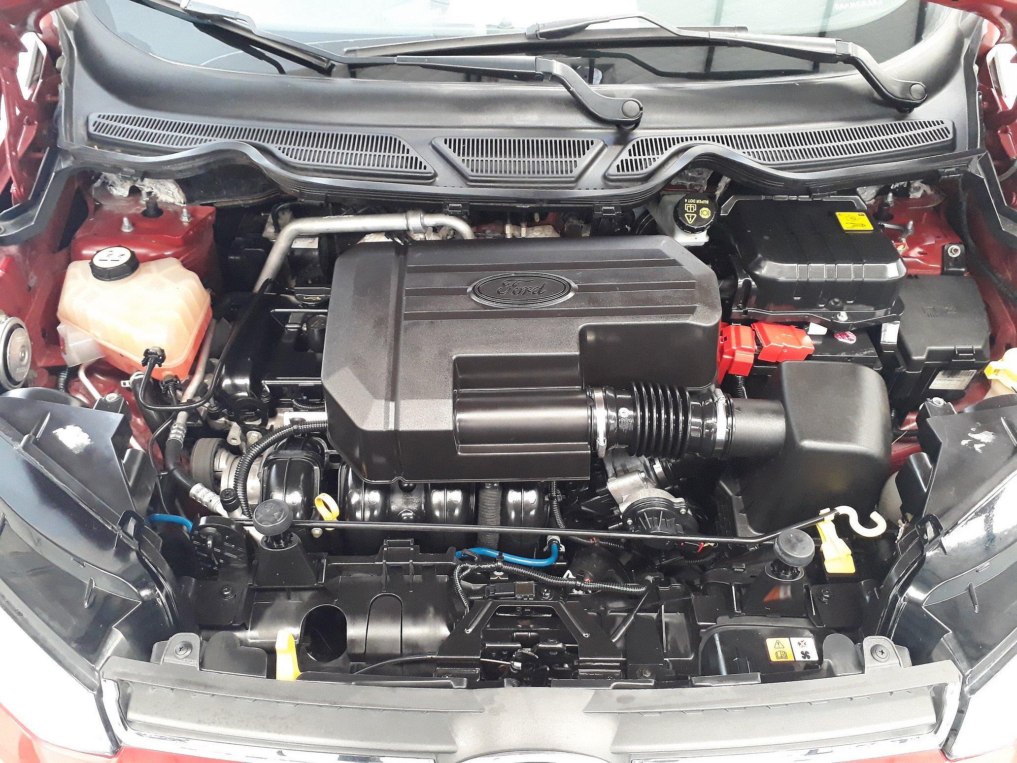 2013 Ford Ecosport Titanium 2,0L