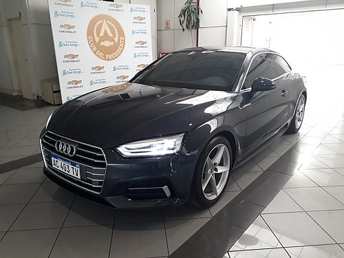 2018 AUDI A5 2.0 TFSI COUPE 2,0L
