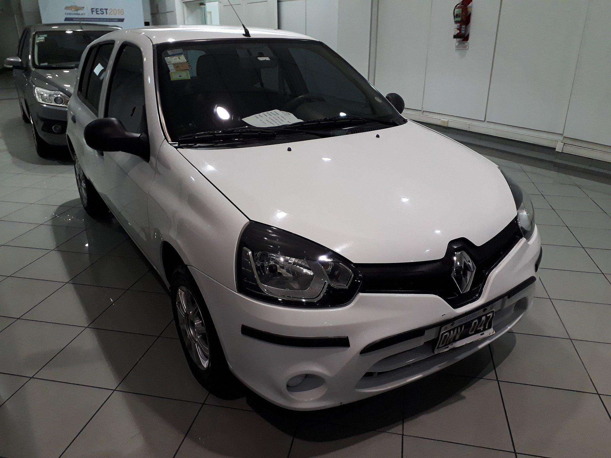 2014 Renault Clio Mio Confort 1,2L