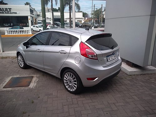 2017 FORD FIESTA KINETIC 1.6 2017 1,6L