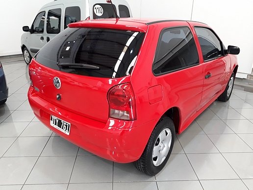 2011 Volkswagen Gol Power 1,6L