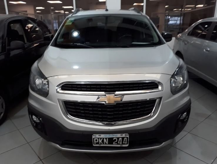 2015 CHEVROLET SPIN ACTIVE 1.8N 2015 1,8L