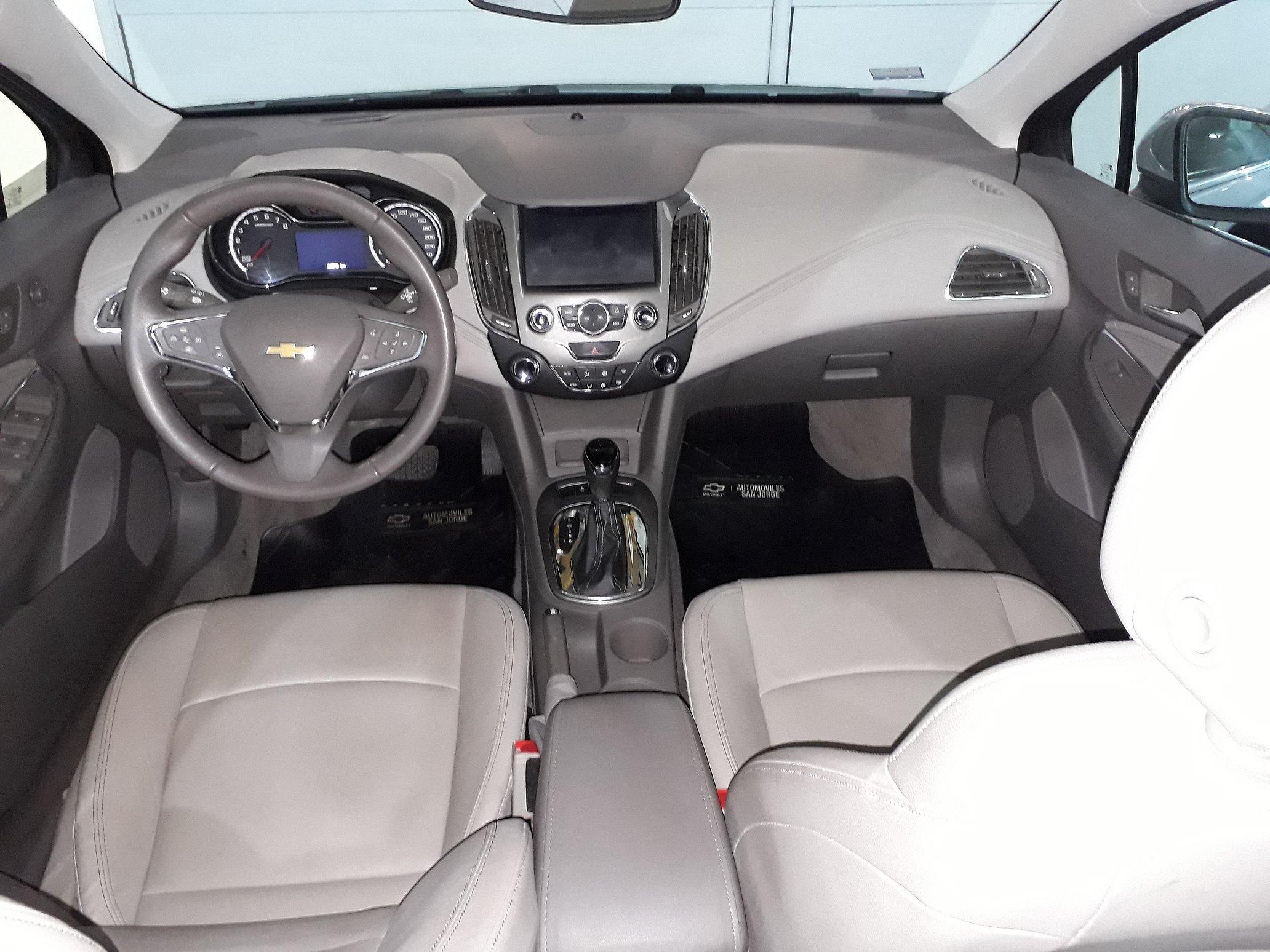 2016 Chevrolet Cruze LTZ + 1,4L Turbo