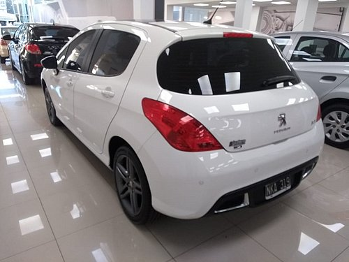 2013 PEUGEOT MK 308 SPORT 1,6L