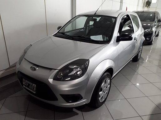 2013 Ford Ka Fly Viral 1,6L