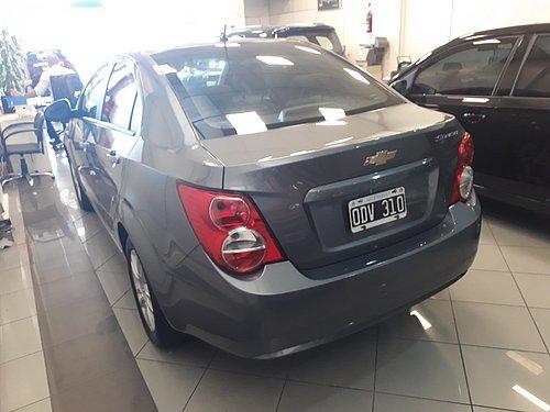 2014 Chevrolet Sonic LT 1,6L