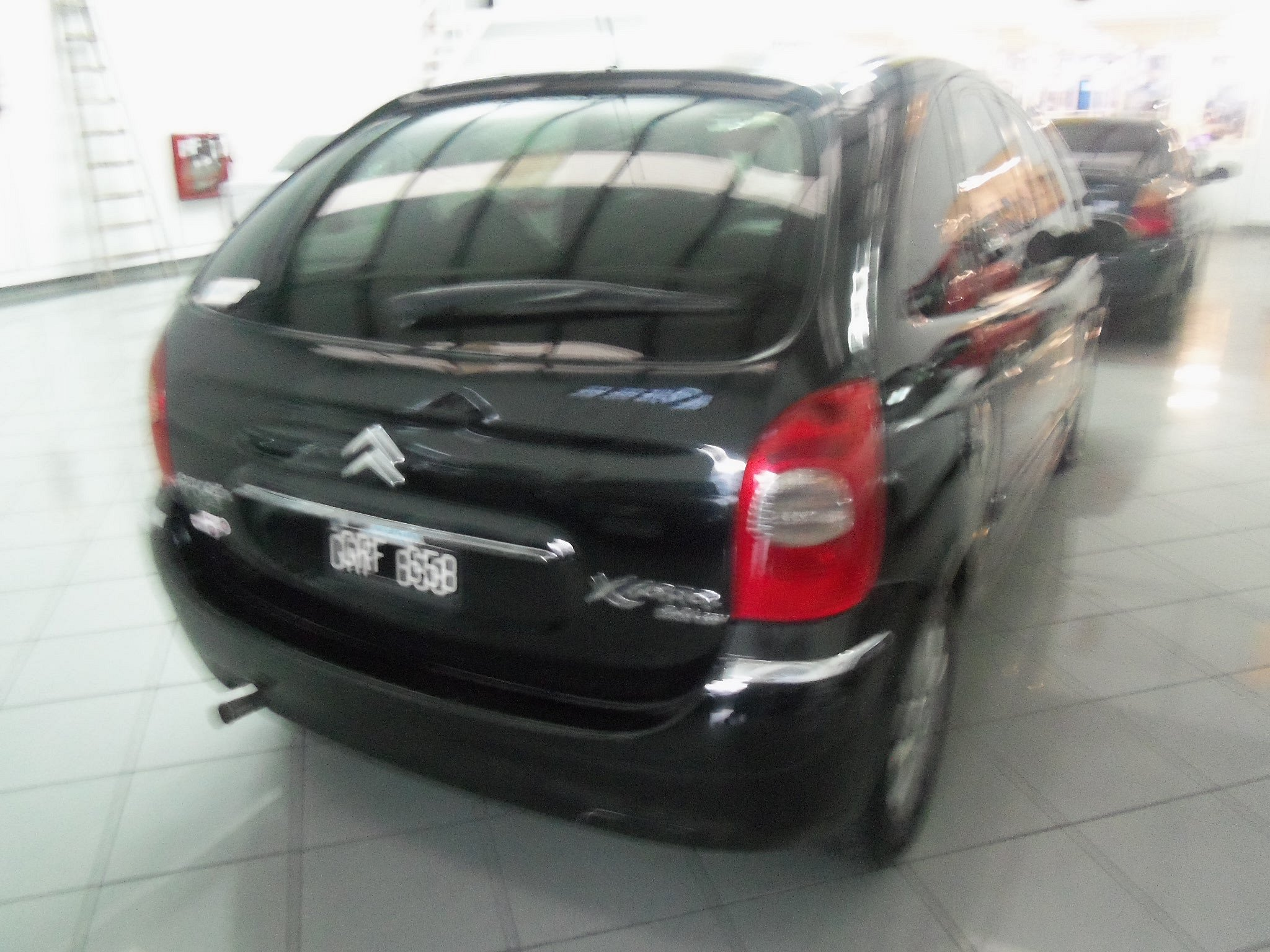 2008 Citroen Xsara Picasso 2,0L