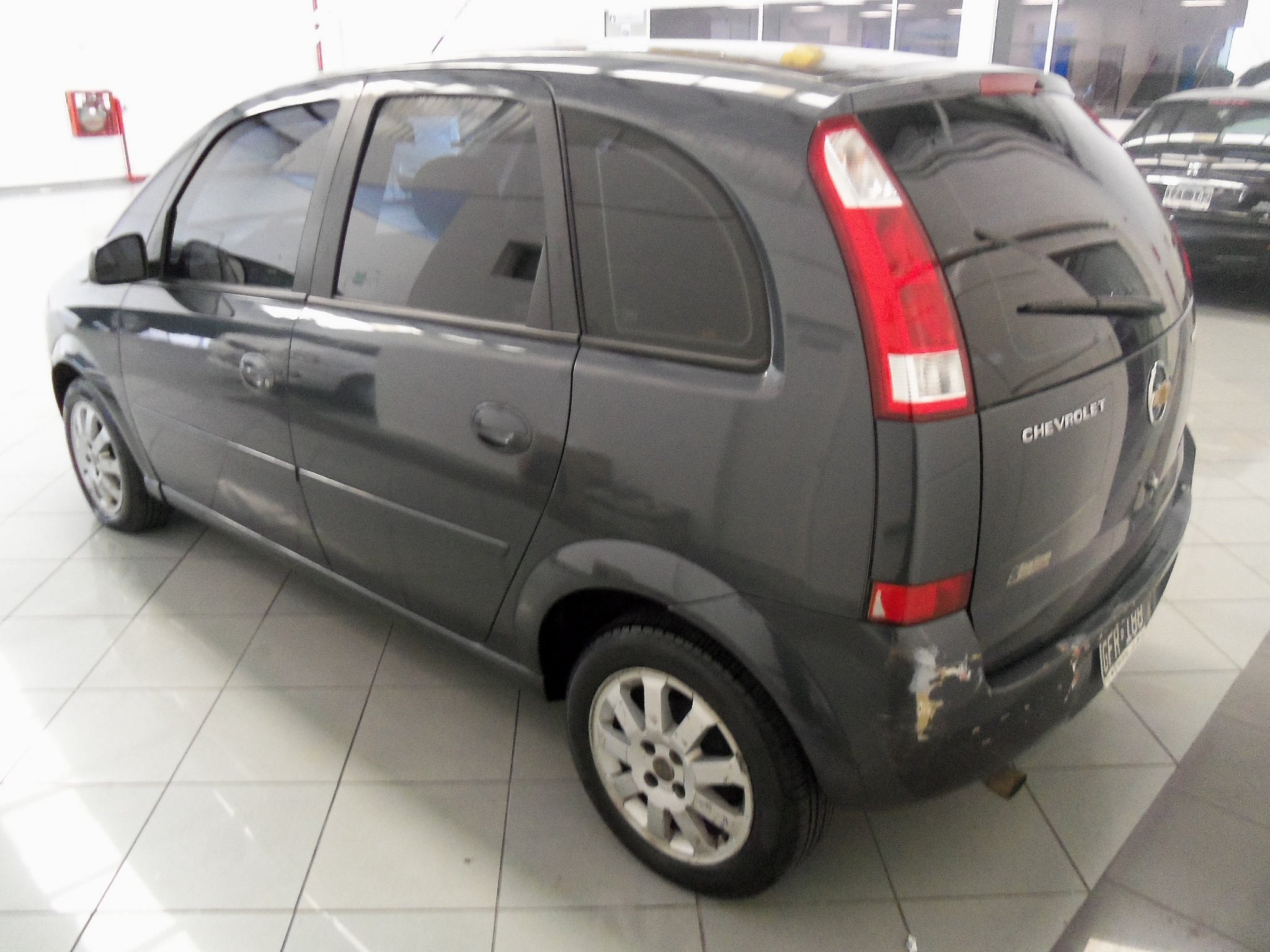 2007 Chevrolet Meriva GLS 1,8L