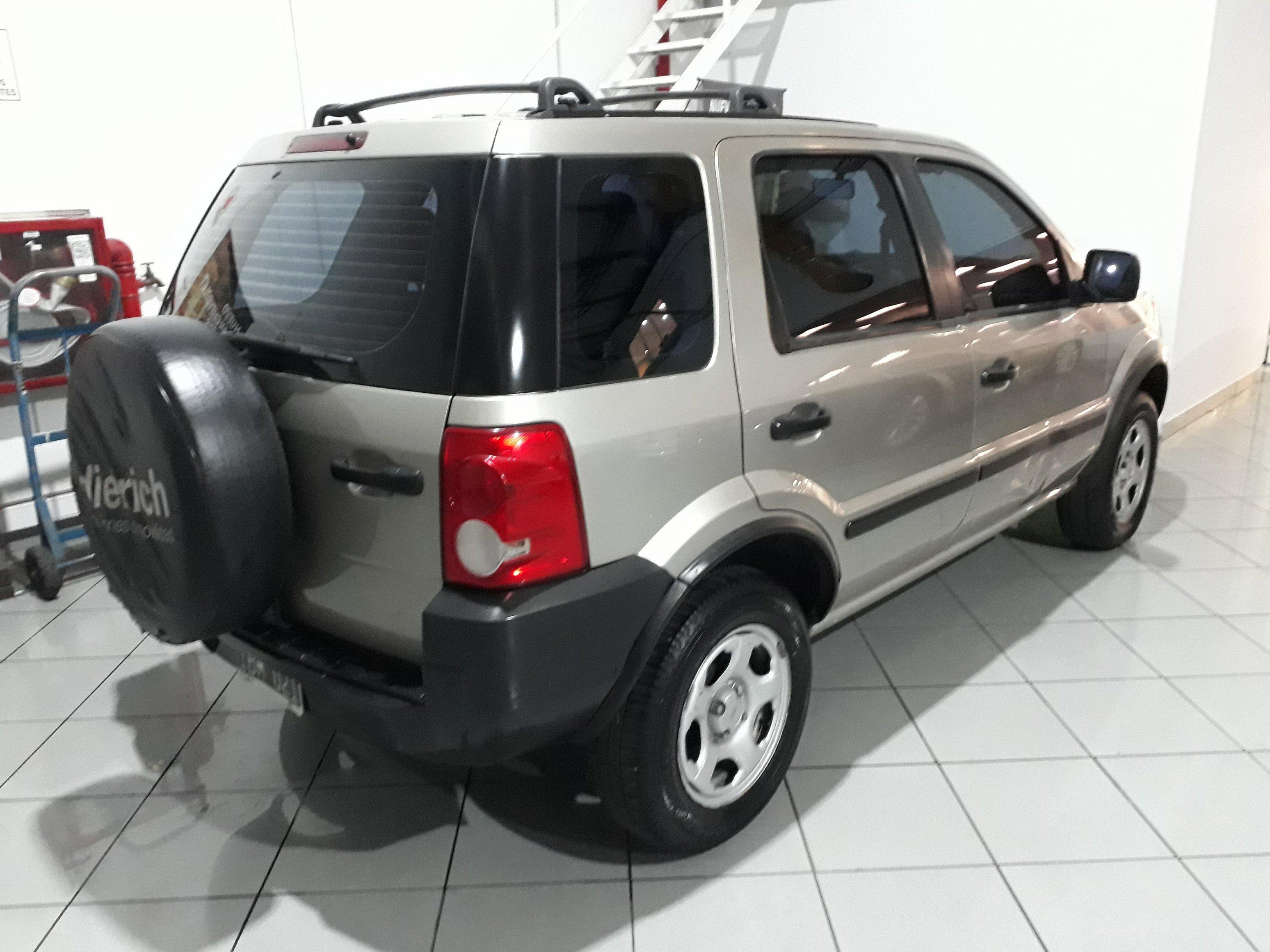2009 Ford Ecosport XLS 1,6L