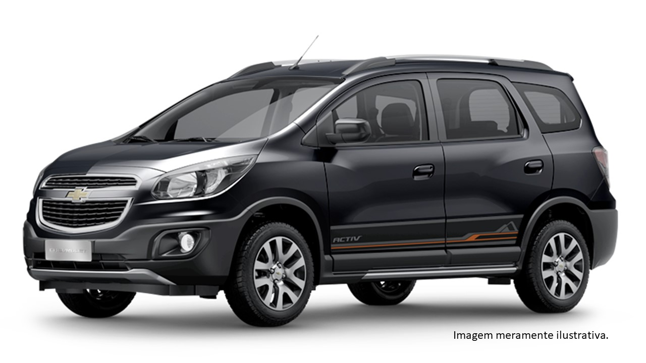 Chevrolet SPIN 1.8L ACT 2018