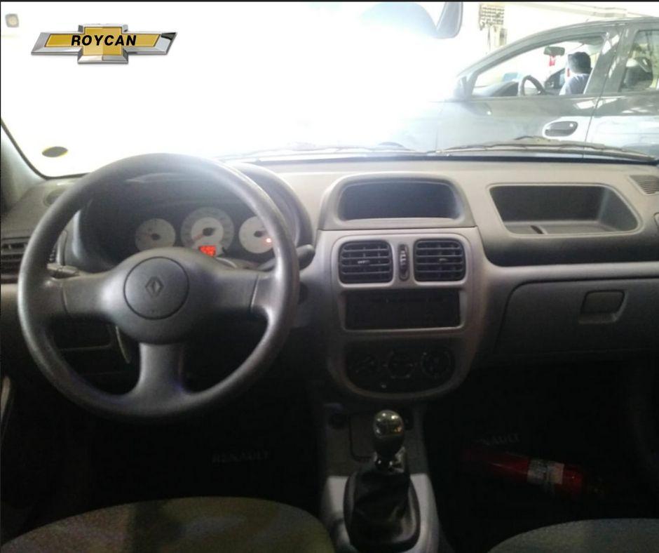 2007 Renault Clio Trie Pack Plus 4P 1,2L