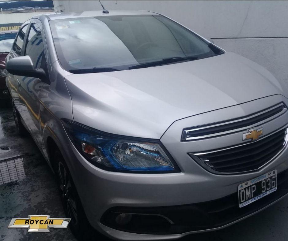 2015 Chevrolet ONIX LTZ 5P 1,4L
