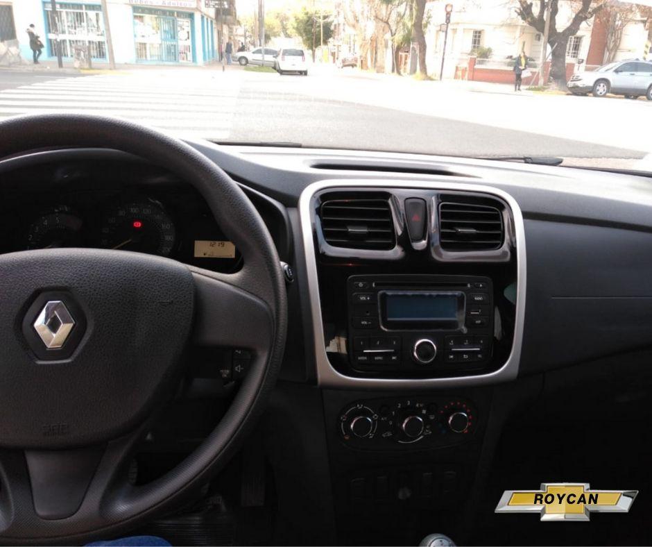 2017 Renault Sandero Expression 5P 1,6L