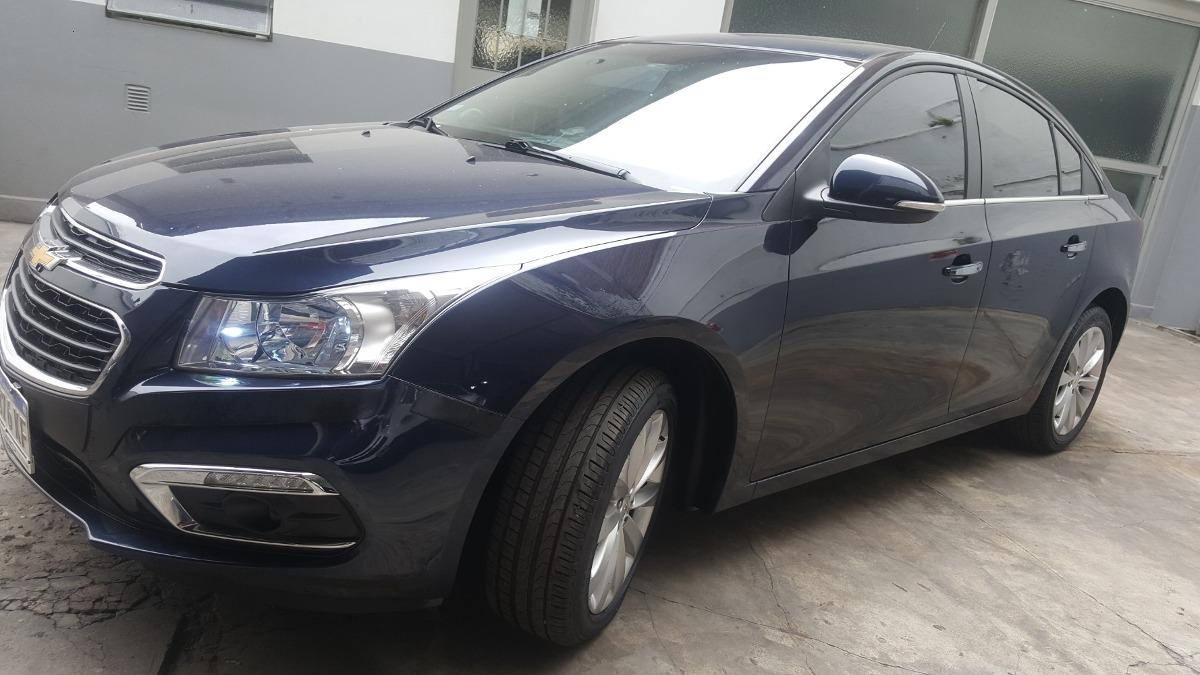2016 Chevrolet CRUZE LTZ 1,8L
