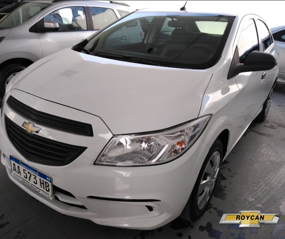 2016 Chevrolet PRISMA LT 4P Trompa Vieja 1,4L