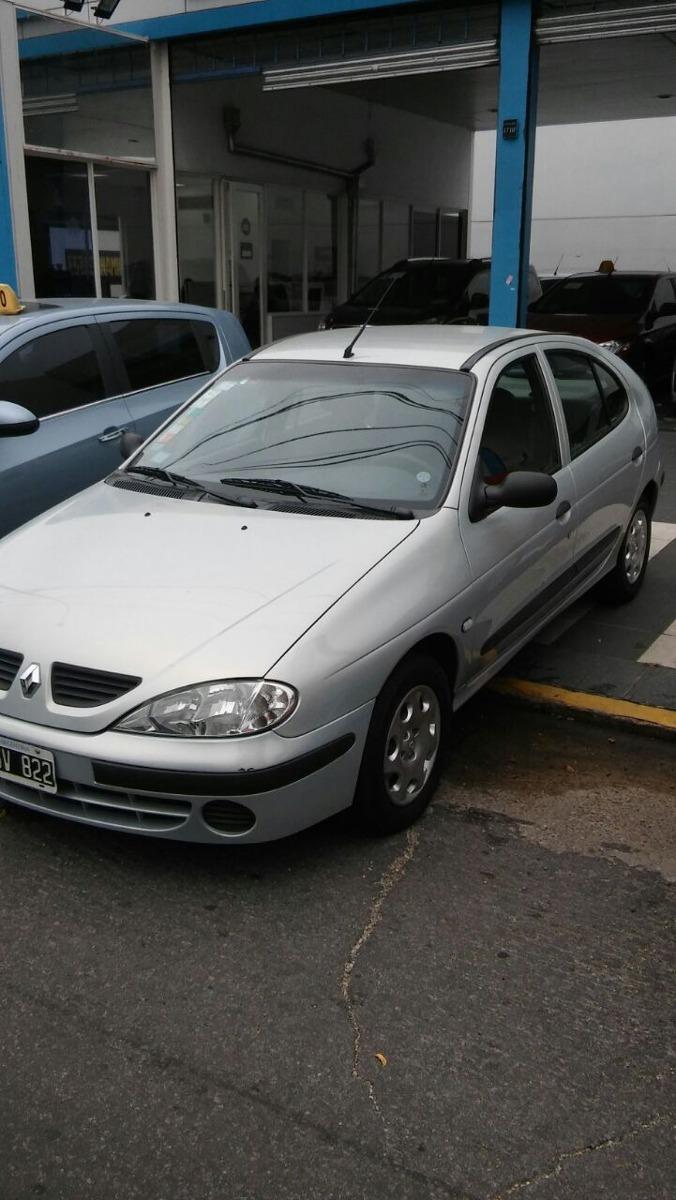 2008 Renault MEGANE 1,6L