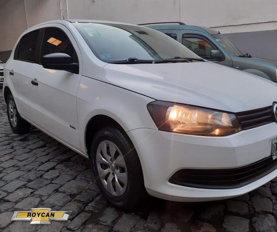 2014 Volkswagen Gol Trend Pack 1 5P - Consultar Ubicacion 1,6L