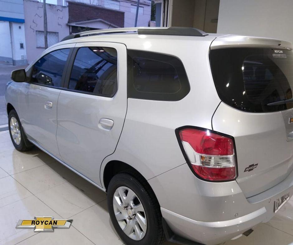 2014 Chevrolet Spin LTZ 5P Vendido 1,3L