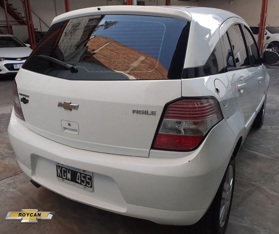 2011 Chevrolet Agile LTZ 5P - Consultar Ubicacion 1,4L