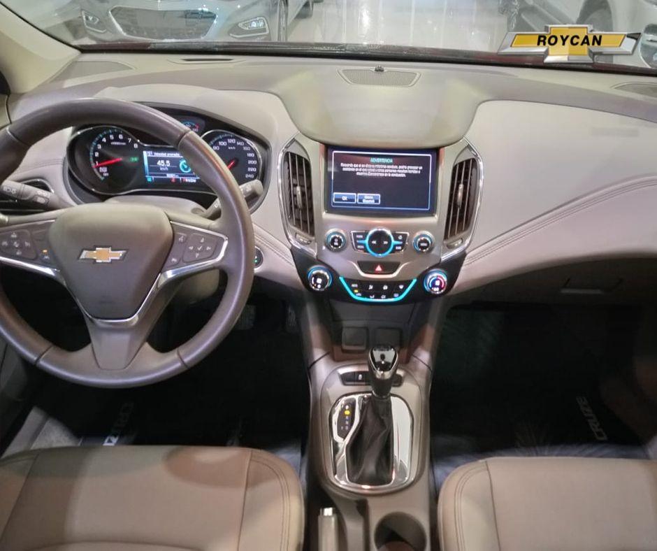 2017 Chevrolet Cruze LTZ + TURBO 5P 1,4L