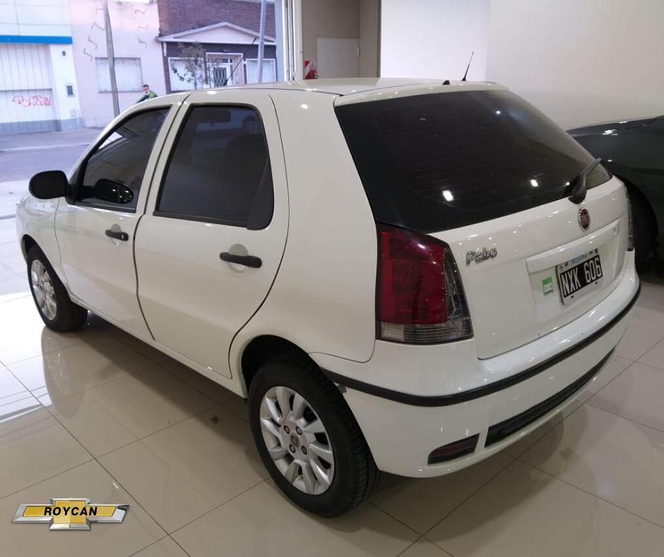 2014 Fiat Palio Fire 5P Vendido 1,4L