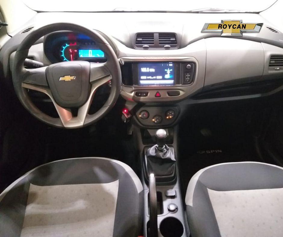 2018 Chevrolet Spin LT 5 Asientos Con GNC - Consultar Ubicacion 1,8L