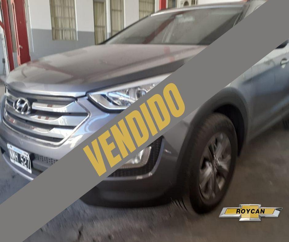 2013 Hyundai Santa Fe 2WD Rural 5P - Vendido 2,0L