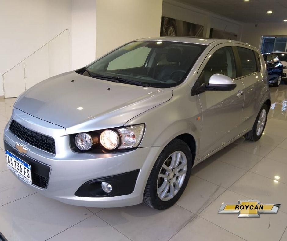 2017 Chevrolet Sonic LTZ 5P 1,6L