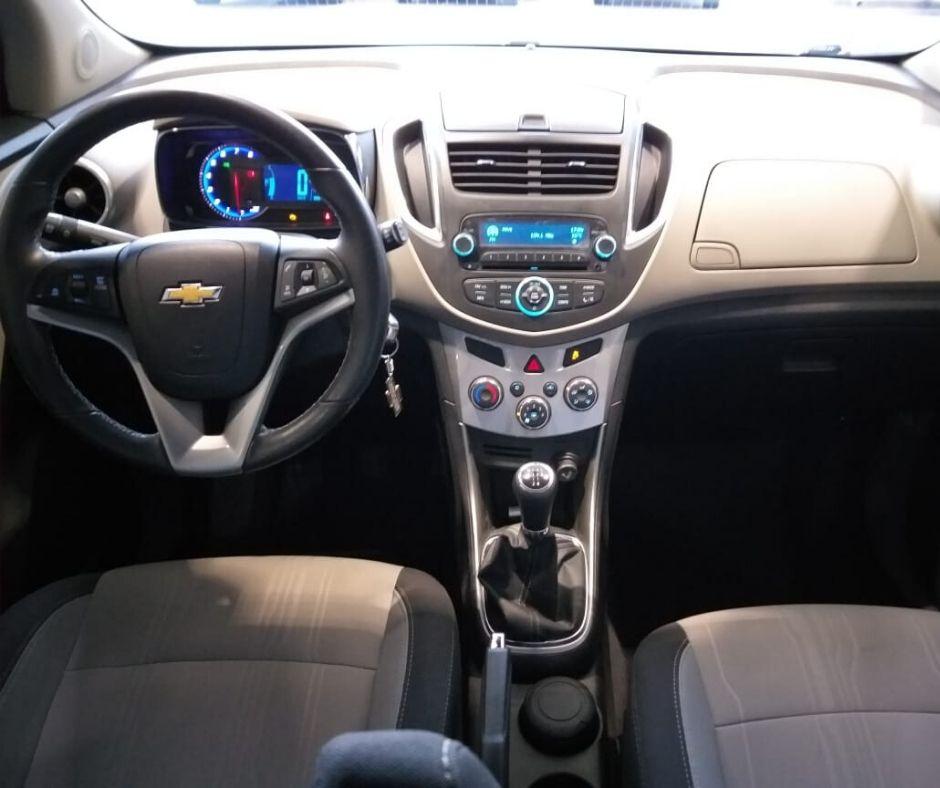 2015 Chevrolet Tracker LTZ 5P - Vendido 1,8L