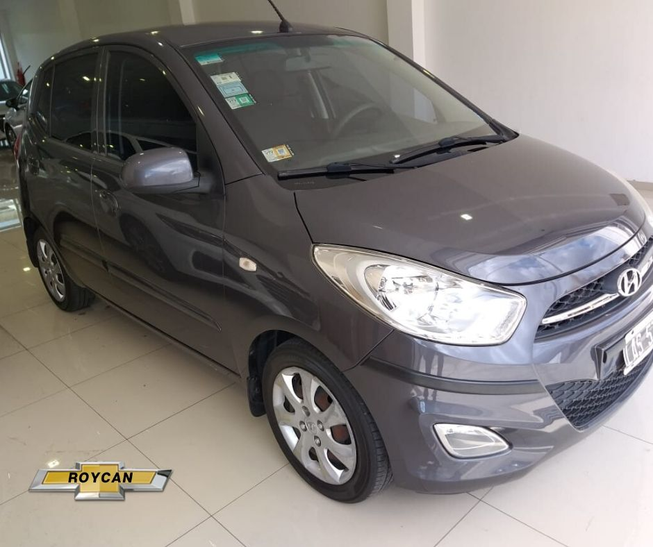 2012 Hyundai I10 5P 1,2L